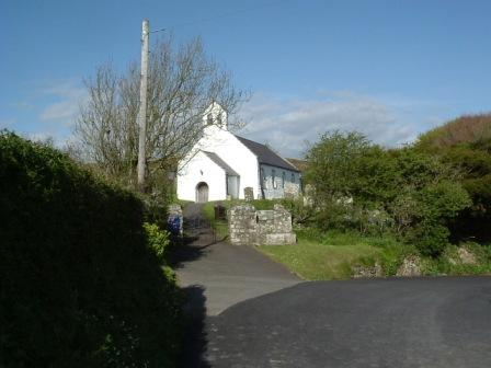 Penbryn Church: the oldest church in Wales